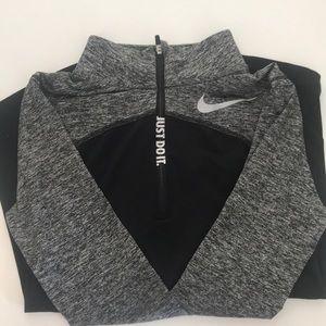 Nike dry fit kids top